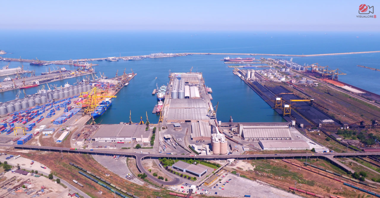 PORT OPERATOR CHIMPEX BY VISUALCRE8 - PRODUCTIE VIDEO IN CONSTANTA
